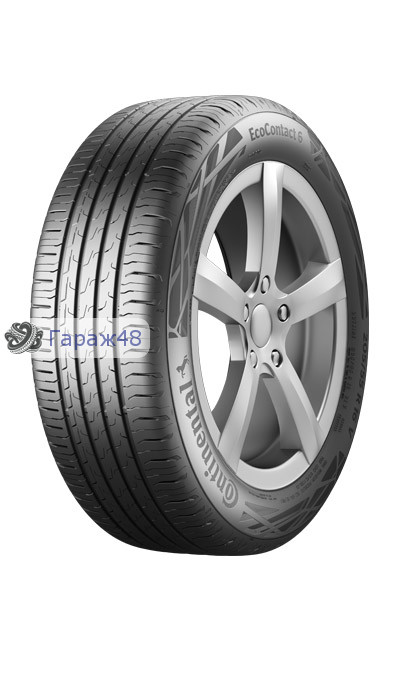 Continental ContiEcoContact 6 155/80 R13 79T