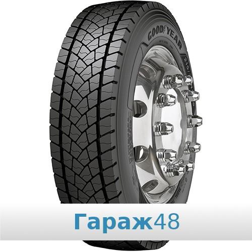 Goodyear Kmax D 215/75 R17.5 126/124M