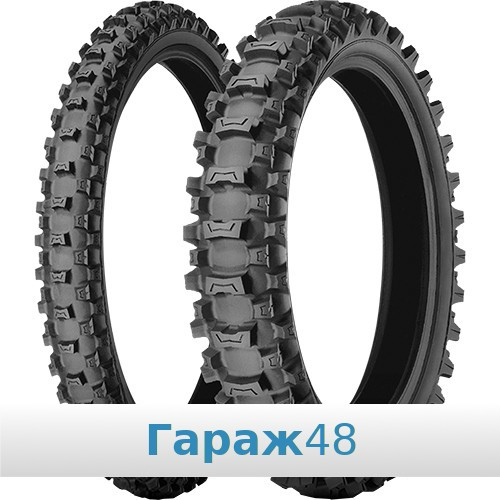 Michelin StarCross MS 3 80/100 R12 41M
