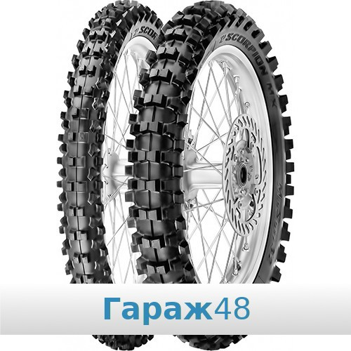 Pirelli Scorpion MX Mid Soft 32 70/100 R19 42M