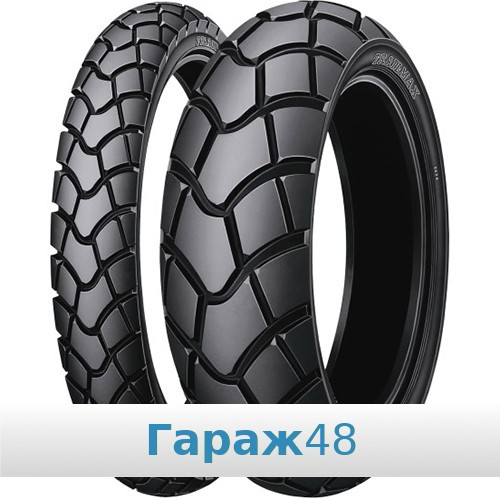 Dunlop Trailmax D604 2.75 R21 45P