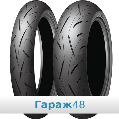 Dunlop SportMax Roadsport 2 120/70 R17 58W
