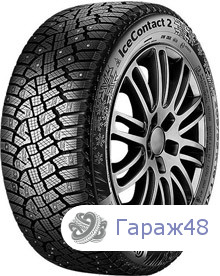Continental ContiIceContact 2 SUV KD 235/60 R17 106T