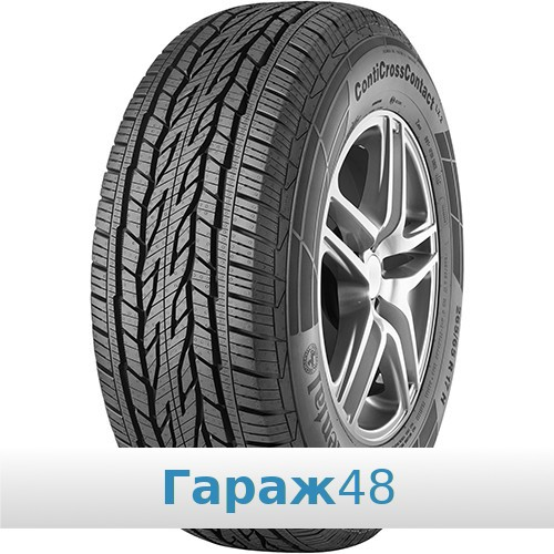 Continental ContiCrossContact LX2 255/65 R17 110H