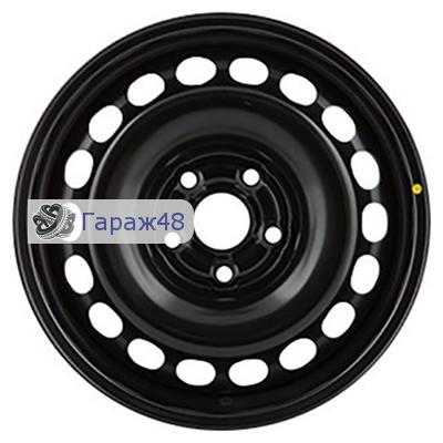 Arrivo AR026 R14 / 5.5J PCD 4x100 ET 49 ЦО 56.6 Штампованные Черный