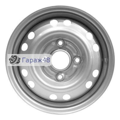Next NX-003 R13 / 5J PCD 4x114.3 ET 45 ЦО 69.1 Штампованные Серебристый