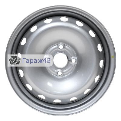 Next NX-015 R15 / 6J PCD 4x100 ET 45 ЦО 54.1 Штампованные Серебристый