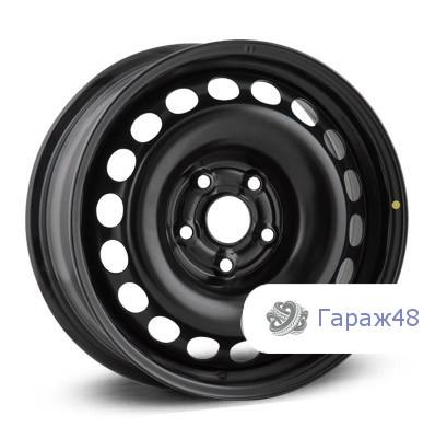 Magnetto 15005 R15 / 6J PCD 5x112 ET 47 ЦО 57.1 Штампованные Черный