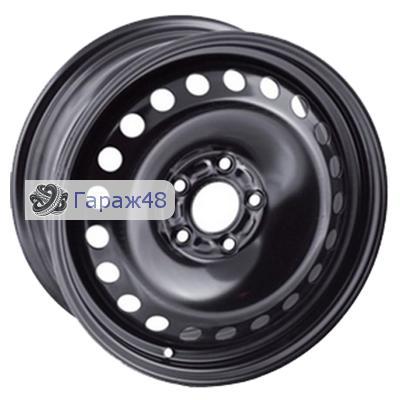 Trebl X40008 R16 / 6.5J PCD 5x114.3 ET 45 ЦО 66.1 Штампованные Черный