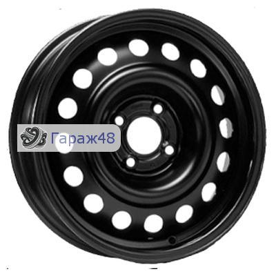 Trebl 53A36C R14 / 5.5J PCD 4x100 ET 36 ЦО 60.1 Штампованные Черный