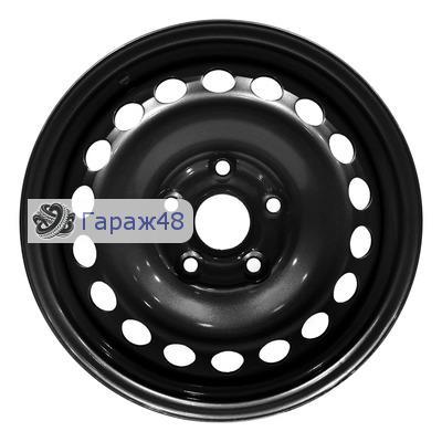 Next NX-045 R15 / 6J PCD 5x112 ET 47 ЦО 57.1 Штампованные Черный