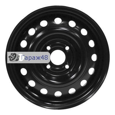 Next NX-103 R14 / 5.5J PCD 4x100 ET 45 ЦО 57.1 Штампованные Черный