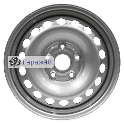 Next NX-045 R15 / 6J PCD 5x112 ET 47 ЦО 57.1 Штампованные Серебристый