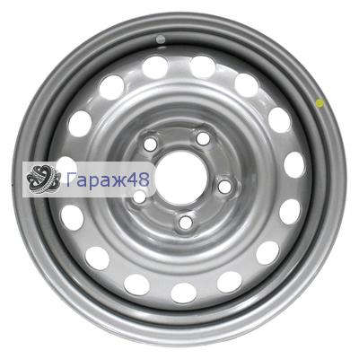 Next NX-050 R15 / 6J PCD 5x114.3 ET 43 ЦО 66.1 Штампованные Серебристый