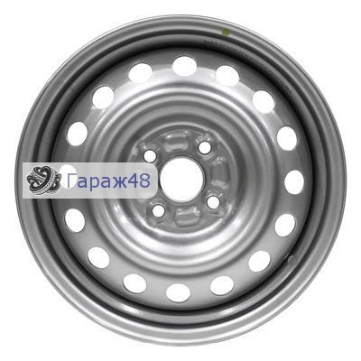 Next NX-013 R15 / 6J PCD 4x100 ET 48 ЦО 54.1 Штампованные Серебристый
