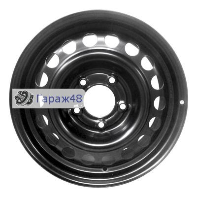 Next NX-017 R15 / 6J PCD 4x100 ET 39 ЦО 56.6 Штампованные Черный