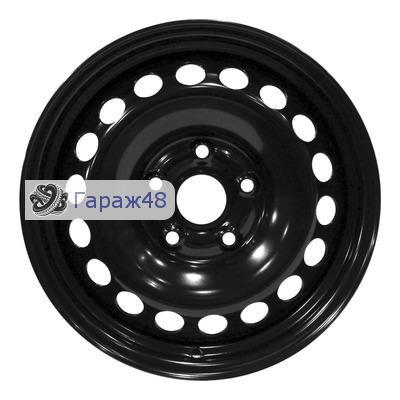 Next NX-124 R15 / 6J PCD 5x112 ET 45 ЦО 57.1 Штампованные Черный